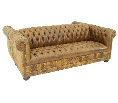 Luxury Leather Chesterfield Sofas